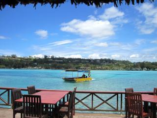 Getting to Vanuatu