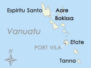 Map of Resorts