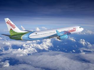 Air Vanuatu Plane