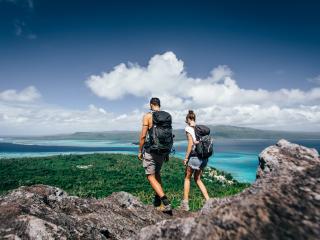 Efate - Pele Island Hike
