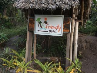 Friendly Beach - Road Entrance