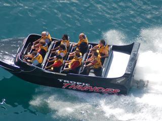 Vanuatu Jetboat Experience