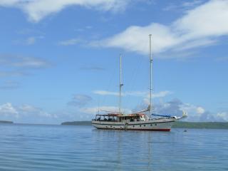 South Seas Adventure Cruise - Coongoola
