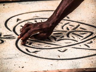 Black Magic Cultural Village Tour