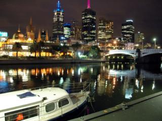 Yarra River Cruise at Night