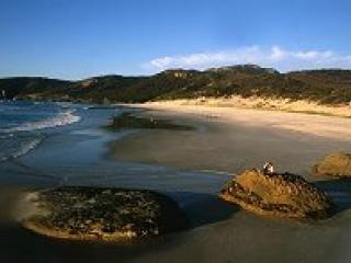 Mornington Peninsula from the Sea
