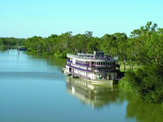 Murray Princess on the Murray River