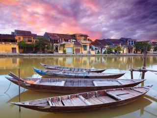 Ancient town of Hoi An, Vietnam