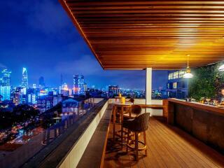 Zen Rooftop