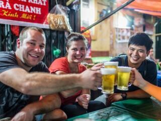 Hanoi Street Eat Tour