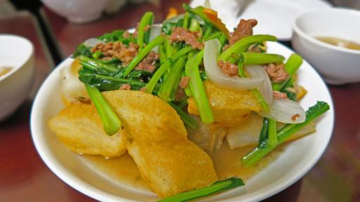 Hanoi Street Food - Market Visit