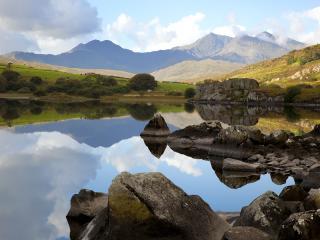 Snowdonia and Mount Snowdon, Gwynedd