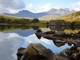 Snowdonia and Mount Snowdon