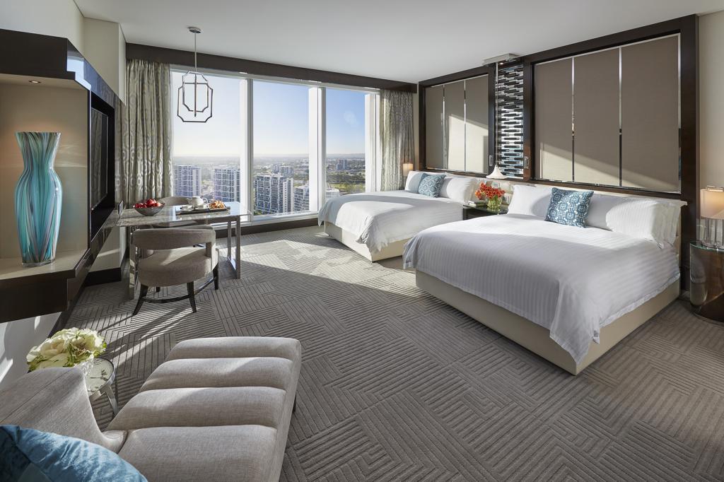 Crown Rooms Perth