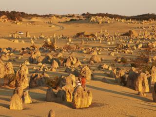 The Pinnacles, Nambung National Park - Tourism Western Australia